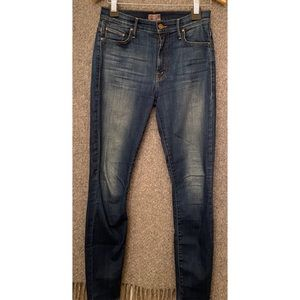 MOTHER Jeans 27 High Waisted Looker